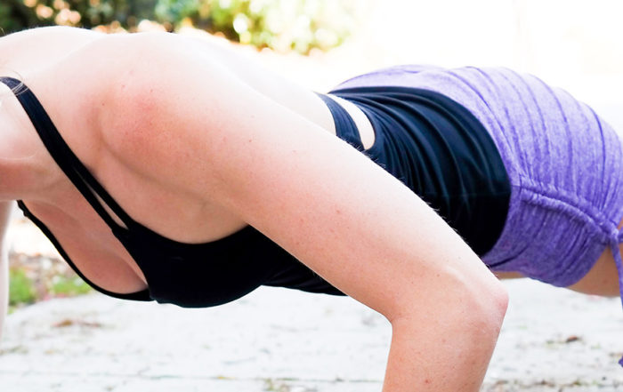 Mia Brazilia and Weight Loss Training