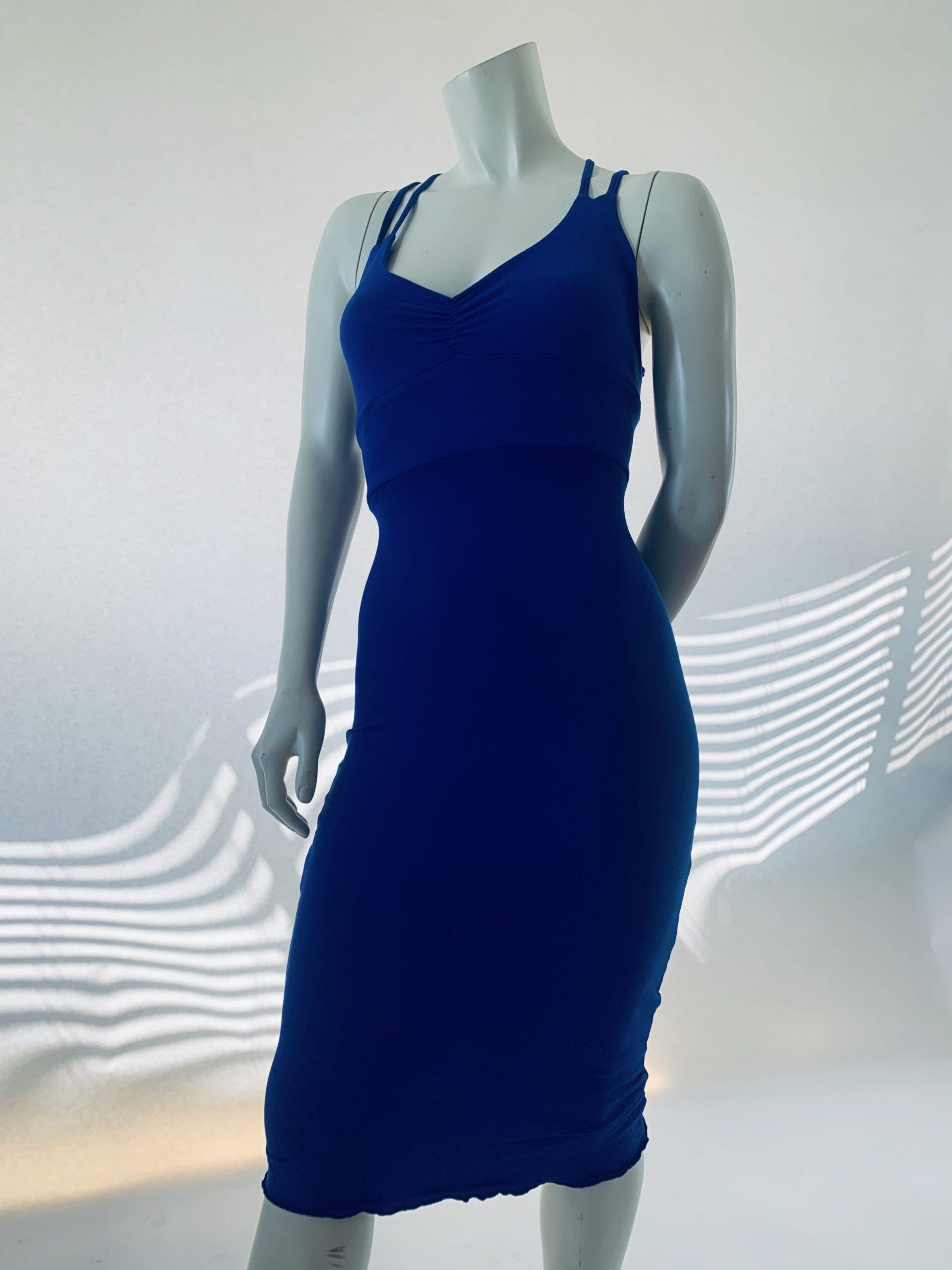 Four Strap Pencil Dress